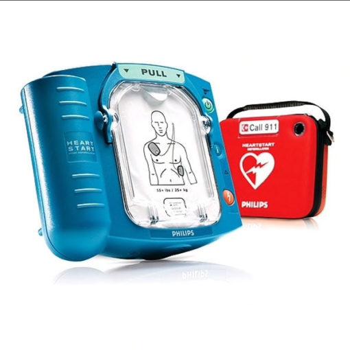 Phillips HeartStart OnSite AED
