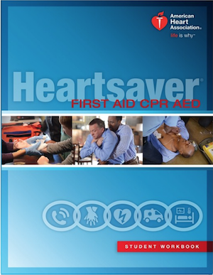 Heartsaver First Aid & CPR AED