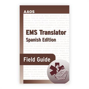 EMS Translator Field Guide (Spanish Edition)