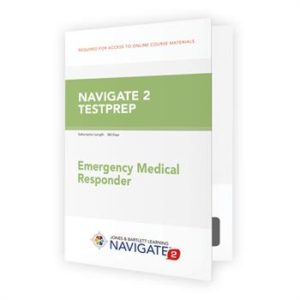 Navigate 2 TestPrep: Emergency Medical Responder