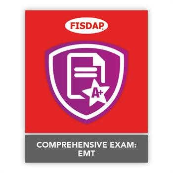 Fisdap Comprehensive Exam: EMT