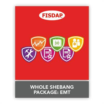 Fisdap Whole Shebang Package: EMT