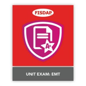 Fisdap Unit Exam: EMT