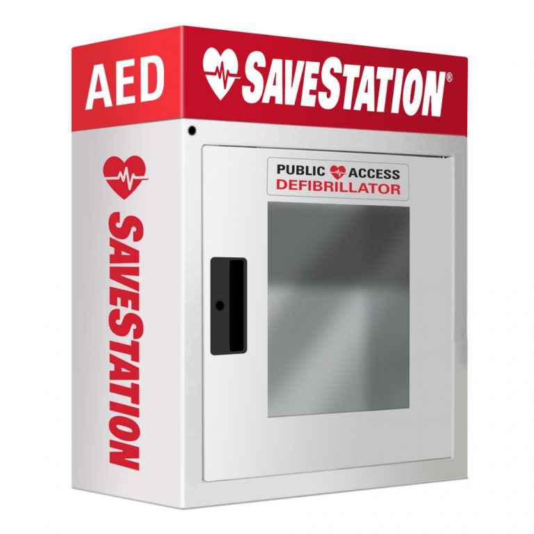 SaveStation Alarm Cabinet